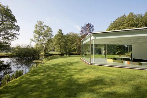 Villa 4.0 by Dirk Van Gameren