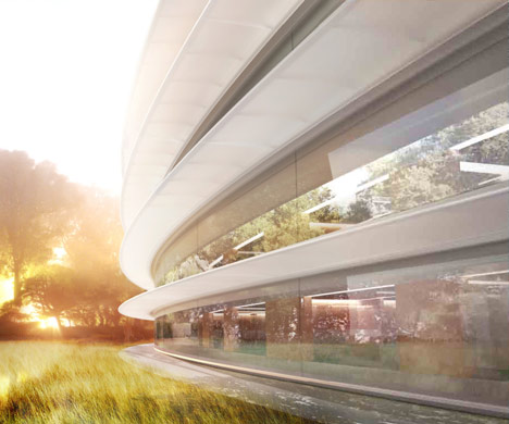 Apple Campus 2 de Foster + Partners