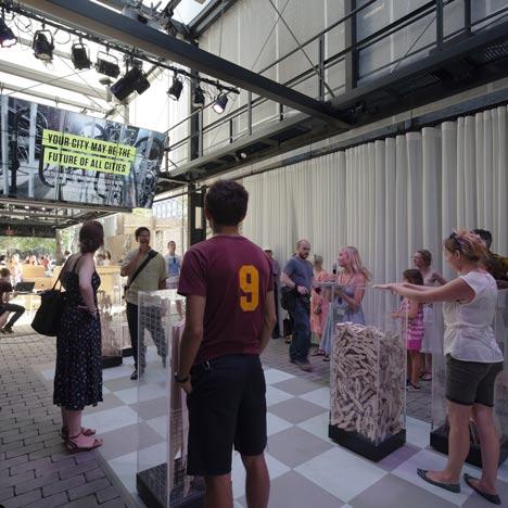 BMW Guggenheim Lab by Atelier Bow-Wow