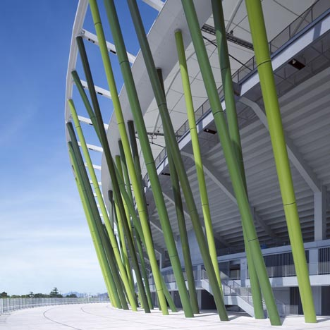 Bao'an Stadium by von Gerkan, Marg and Partners