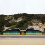Boscombe Beach Huts by a:b:i:r Architects and Peter Lewis