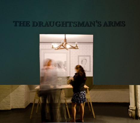 Draughtsman's Arms by Gundry & Ducker