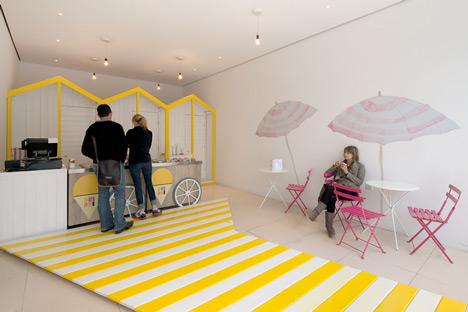 Dri Dri at St Martins Lane by Elips Design