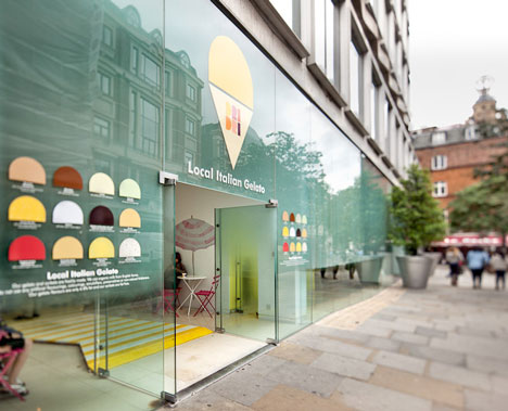 Dri Dri at St Martins Lane by Elips Design