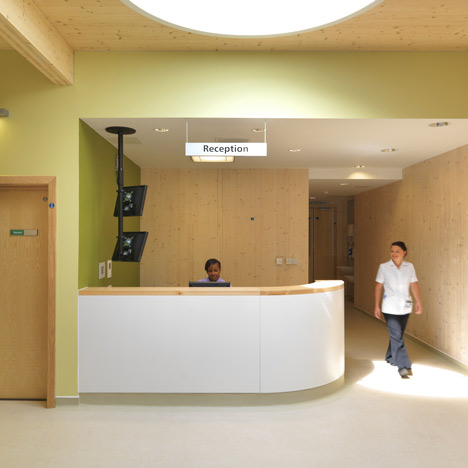 Dyson Centre for Neonatal Care by Feilden Clegg Bradley Studios