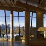 Grand Teton Discovery and Visitor Centre by Bohlin Cywinski Jackson