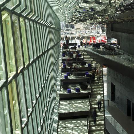 Harpa Concert and Conference Centre Reykjavík by Henning Larsen Architects