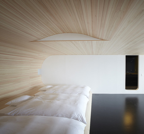 Hourai 1111 by Touhoku University of Arts and Design