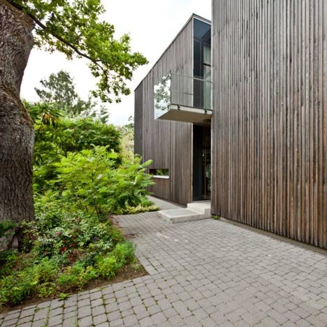 House on Zaru Street by Open AD