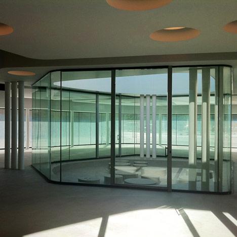 Interpretation centre for the Manzanares River by Rubio & Alvarez-Sala Architects