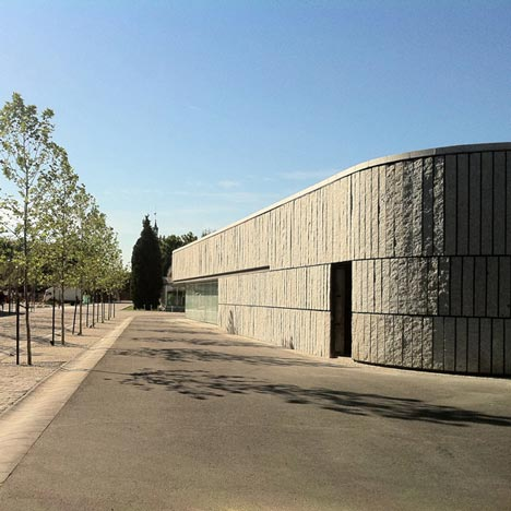 Interpretation centre for the Manzanares River by Rubio & Alvarez-Sala Architects