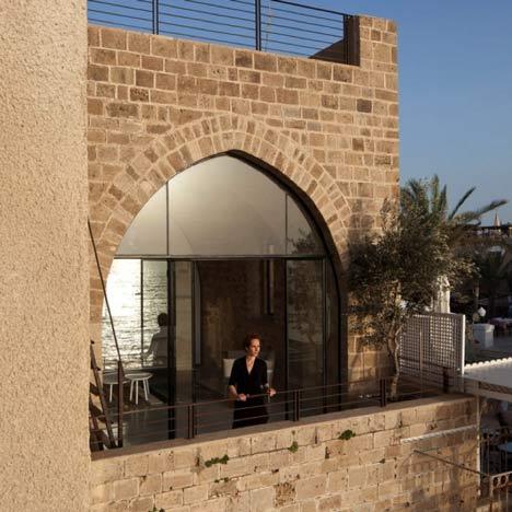 Jaffa Flat by Pitsou Kedem
