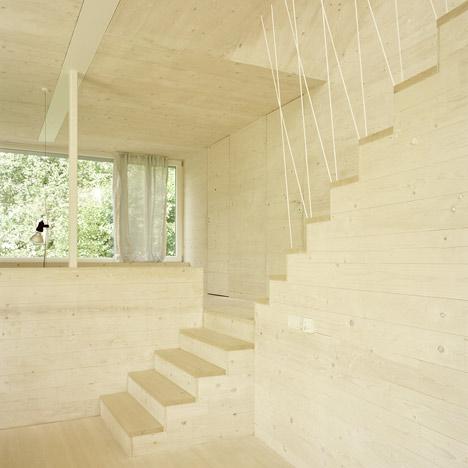 Just K by Architekten Martenson und Nagel Theissen