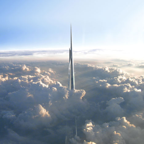 Saudi Arabia - Kingdom Tower | 200L | 1000m