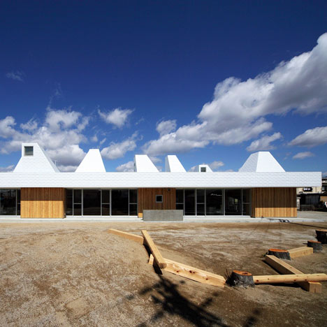 Leimondo Nursery School by Archivision Hirotani Studio
