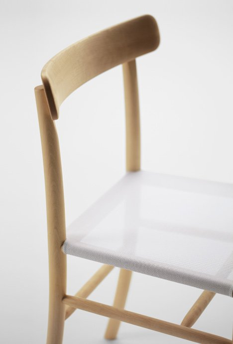 Lightwood Chair by Jasper Morrison
