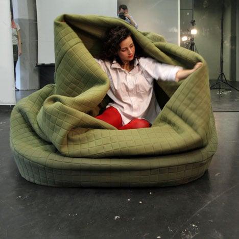 Moody Nest by Hanna Emelie Ernsting