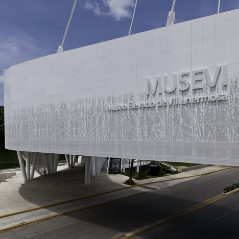 Musevi by Enrique Norten and TEN Arquitectos