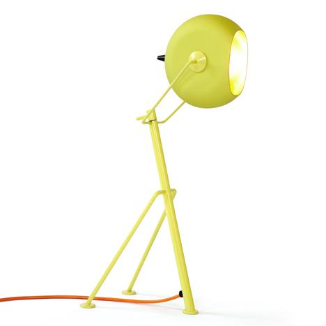 Pillhead lamps by A+Z Design