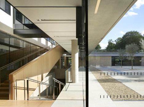 Sainsbury Laboratory by Stanton Williams