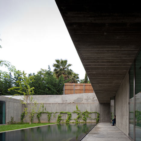 Santa Isabel Houses by Bak Gordon