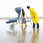 The Sea Chair by Alexander Groves, Azusa Murakami and Kieren Jones