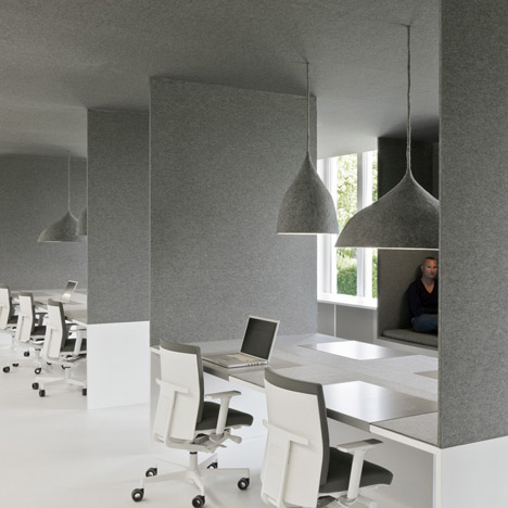 Tribal DDB office by i29