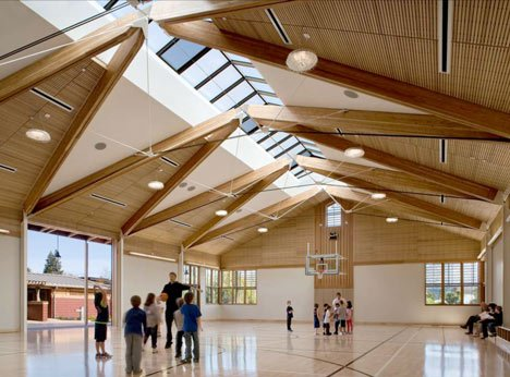 Yountville Community Centre by Siegel and Strain Arch