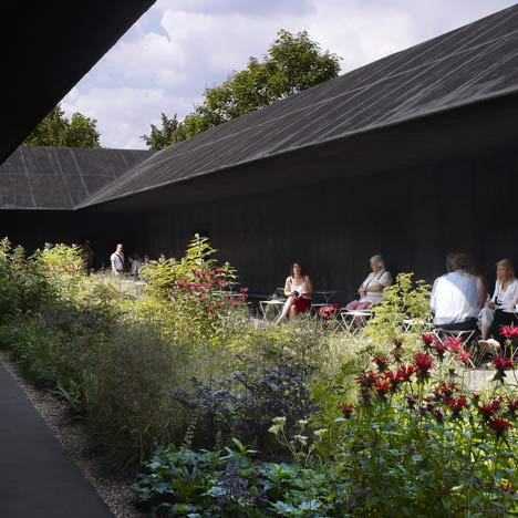 garden design serpentine gallery pavilion 2011 - Garden Architecture Design