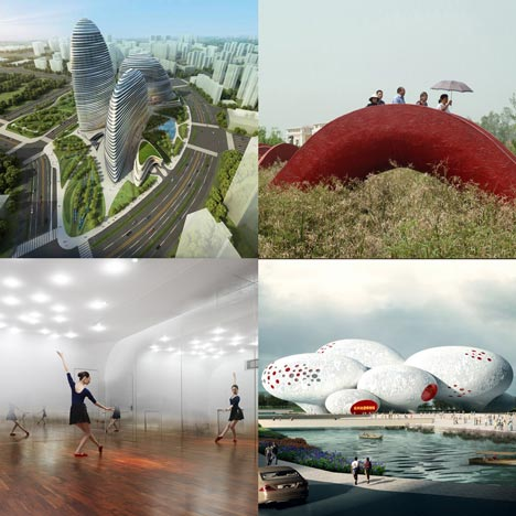 Dezeen archive: China