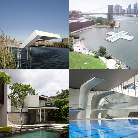 Dezeen top ten: swimming pools
