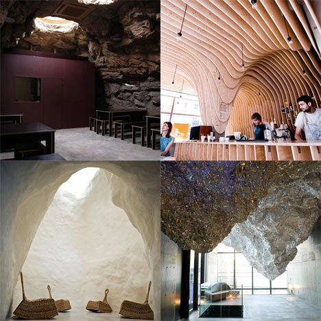 Dezeen archive: caves