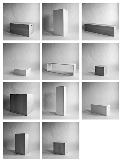 11 Boxes by Studio Vit
