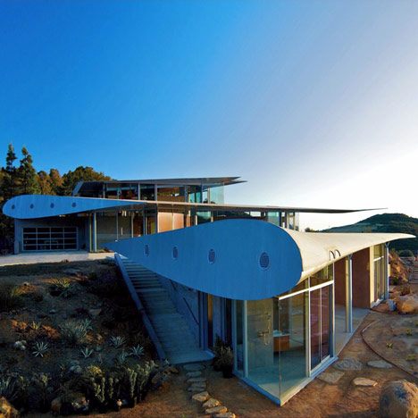 747 Wing House by Studio of Environmental Architecture