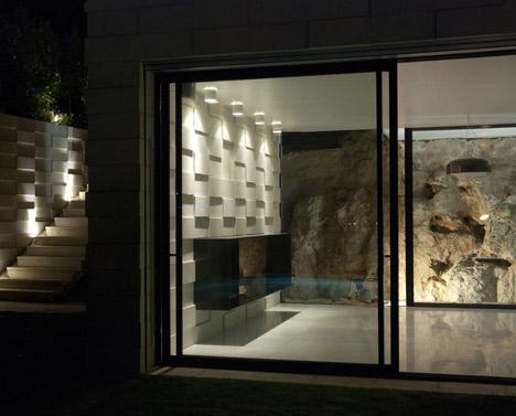 BARUD HOUSE by Paritzki & Liani architects