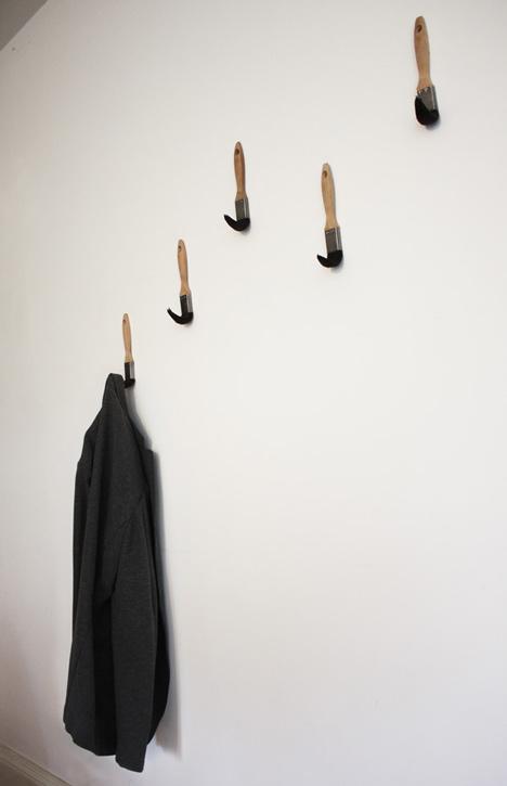 Brush Hooks by Dominic Wilcox