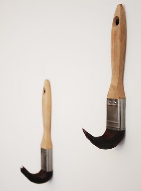 Brush Hooks by Dominic Wilcox