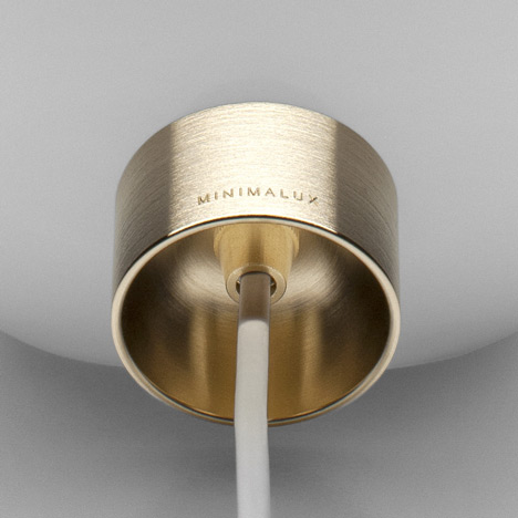 Bulb by Mark Holmes for Minimalux