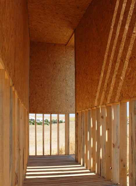 Chapel by Breathnach Donnellan O'Brien and MEDS students