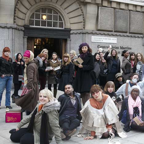 Creative Industries BootCamp at Central Saint Martins