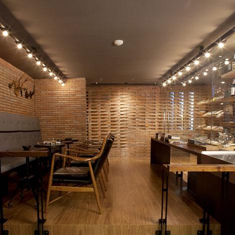 Dude Cigar Bar by Studiomake