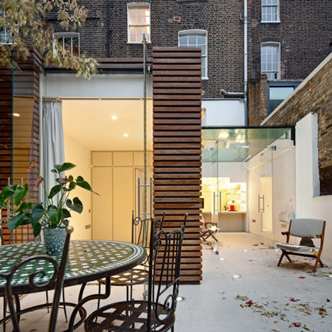 Duncan Terrace by DOSarchitects
