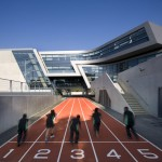 Evelyn Grace Academy by Zaha Hadid Architects wins RIBA Stirling Prize