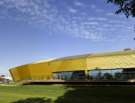 Firstsite by Rafael Viñoly Architects