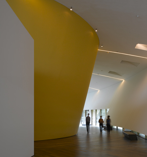 Firstsite by Rafael Viñoly Architects