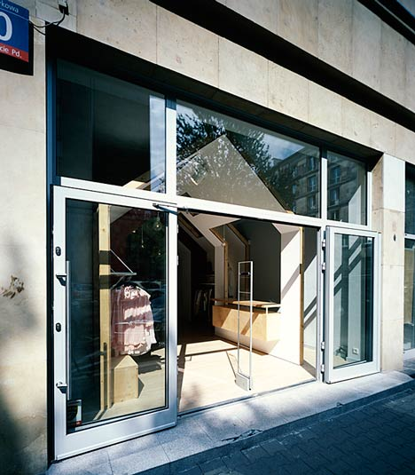 Fiu Fiu Boutique by Mateusz Adamczyk brand Marcin Kwietowicz