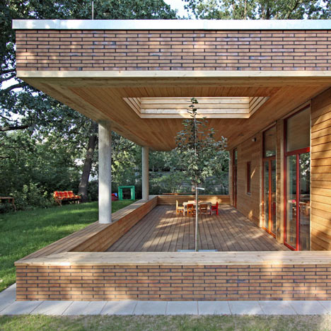 Forscherkindergarten Apfelbäumchen by Winkens Architekten