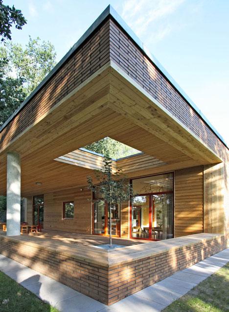 Forscherkindergarten Apfelbaumchen by Winkens Architekten