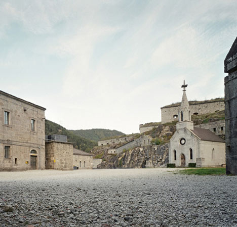 Fortress of Franzensfeste by Markus Scherer and Walter Dietl