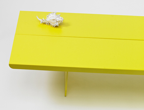 Furniture by Resident at designjunction